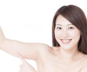 夏ファッションを楽しみたい!医療脱毛クリニックでの二の腕の脱毛は何回で完了するの?