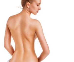 医療脱毛クリニックでの背中の脱毛は何回で終わる?